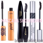 Mascara Showdown: Tarte, Lancome, Dior