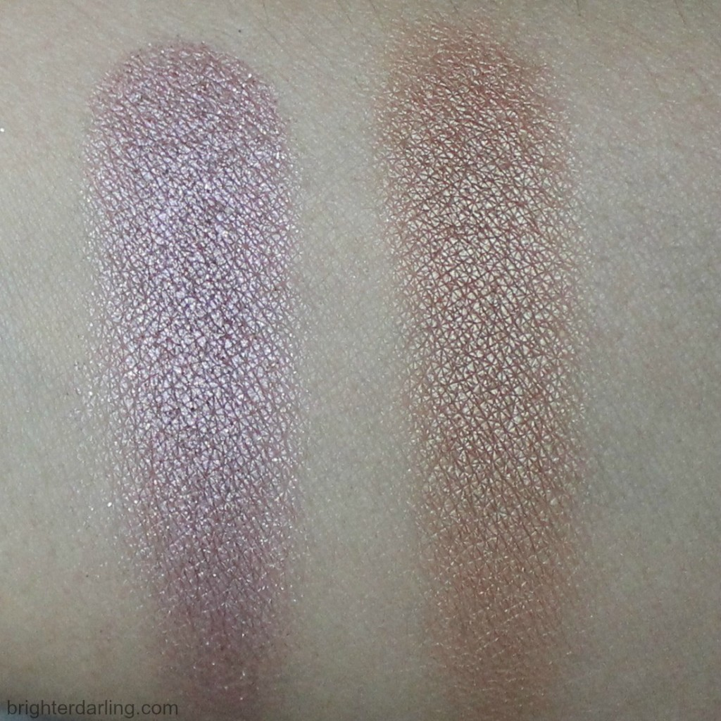 Urban Decay Bordello MAC Woodwinked