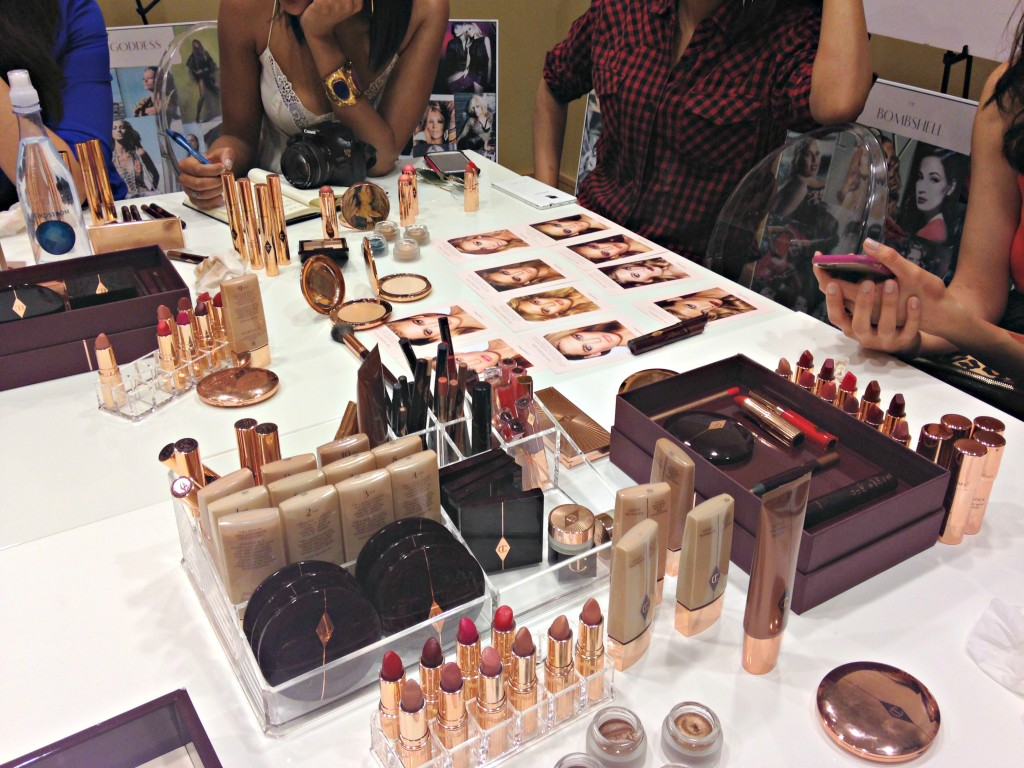 Meeting Charlotte Tilbury | Brighterdarling.com