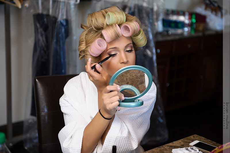 Long Lasting DIY Wedding Makeup Tutorial | Kat Von D Trooper Ardell Demi Wispies