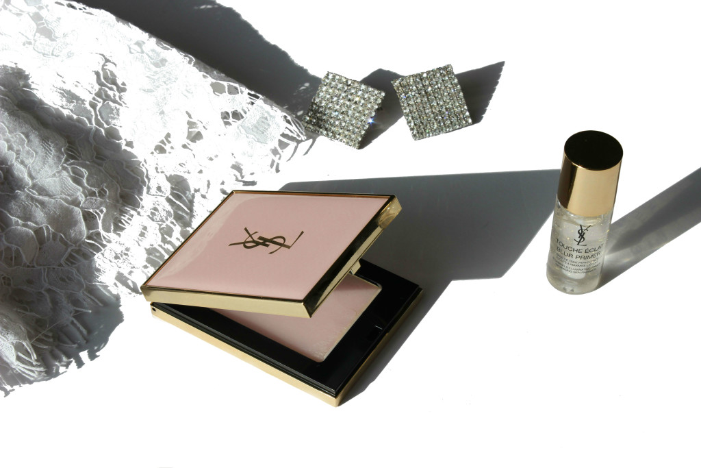 YSL Touche Eclat Blur Primer Blur Perfector Review