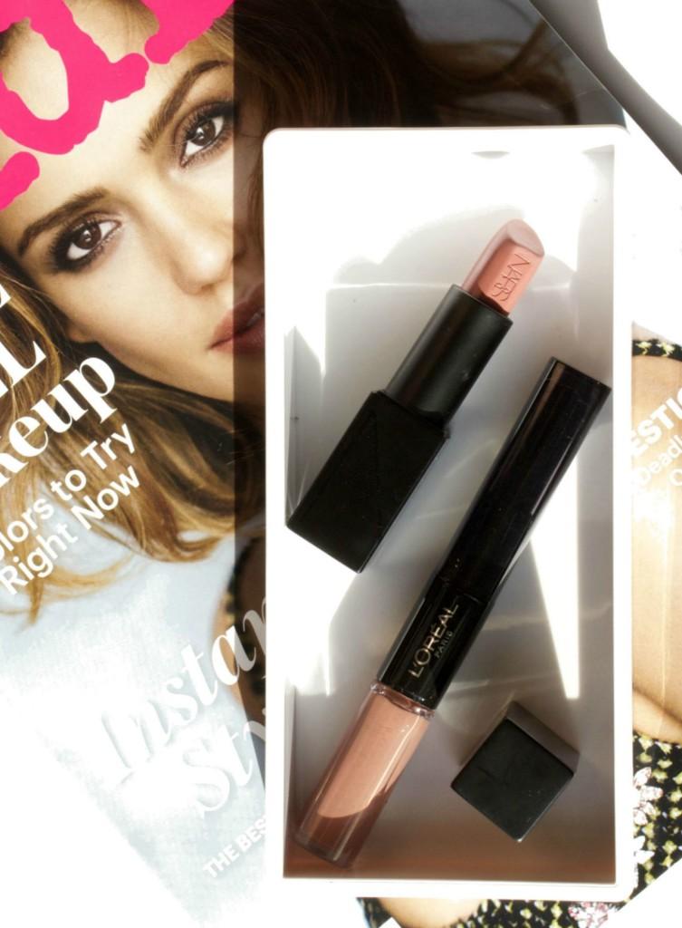 Fall Lipsticks for Medium Olive Skin NARS Audacious Barbara | Brighterdarling.com