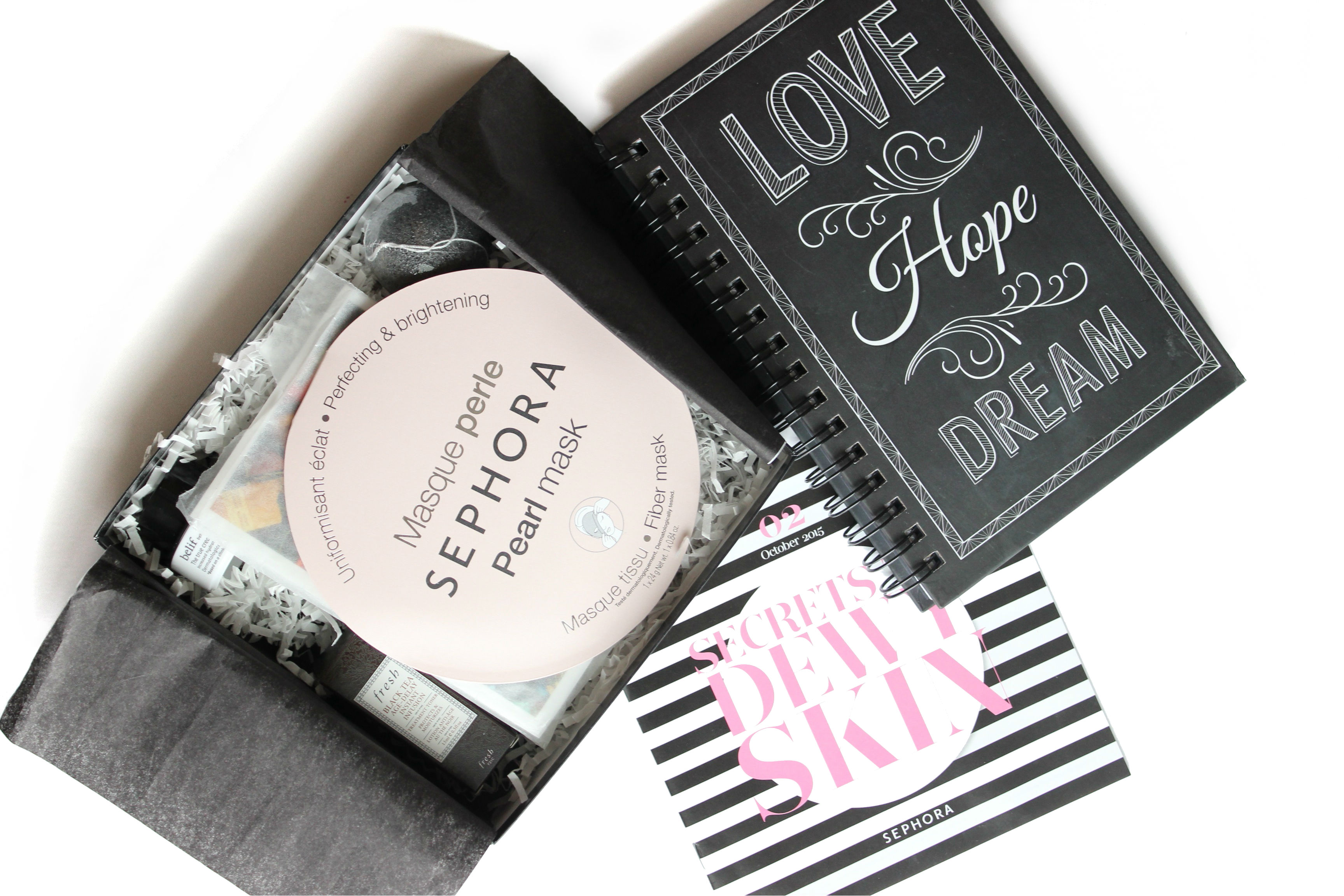 #SephoraPlay Play by Sephora October 2015 Box Review | Brighterdarling.com