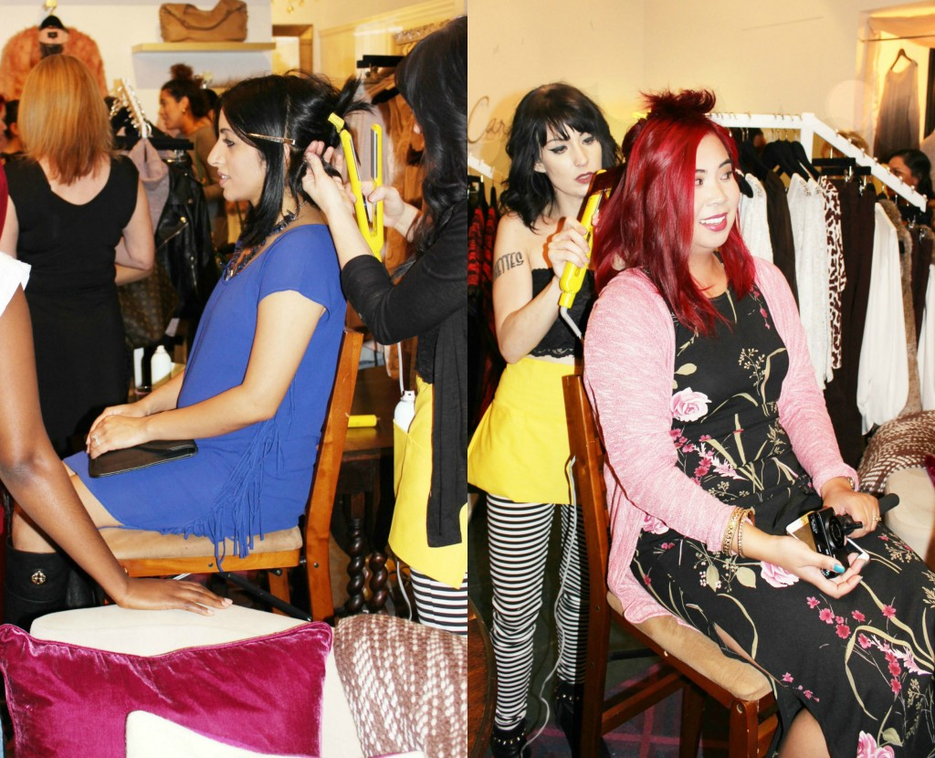 ShopCarrieAnn Fall Style and Beauty Event 2015 | Ash DryBar | Brighterdarling.com
