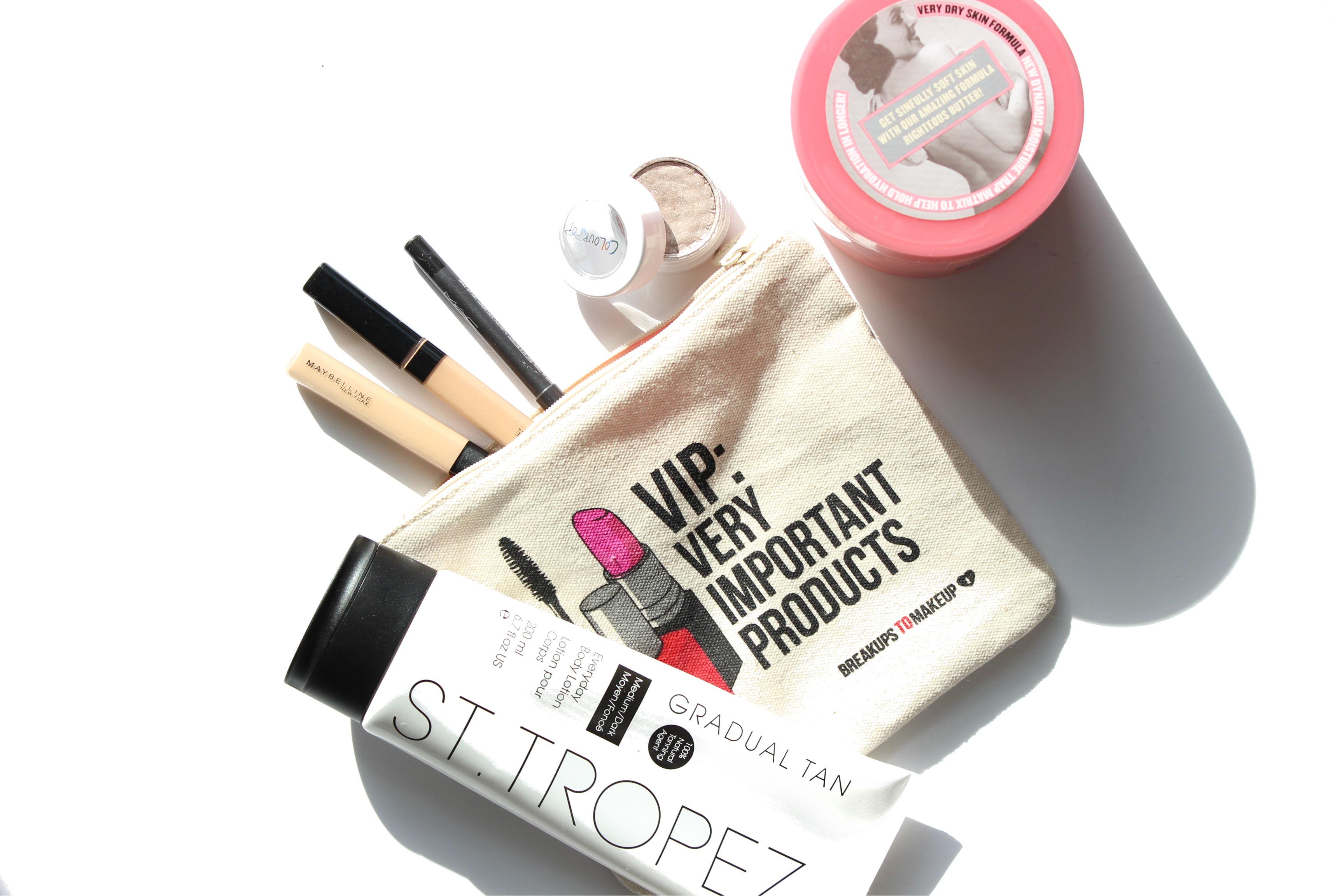 January Makeup Favorites