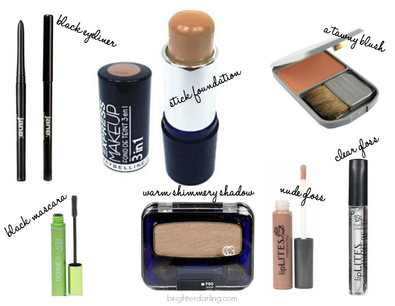 High School Makeup Favorites Jane Maybelline Cover Girl Bonne Bell L'Oreal