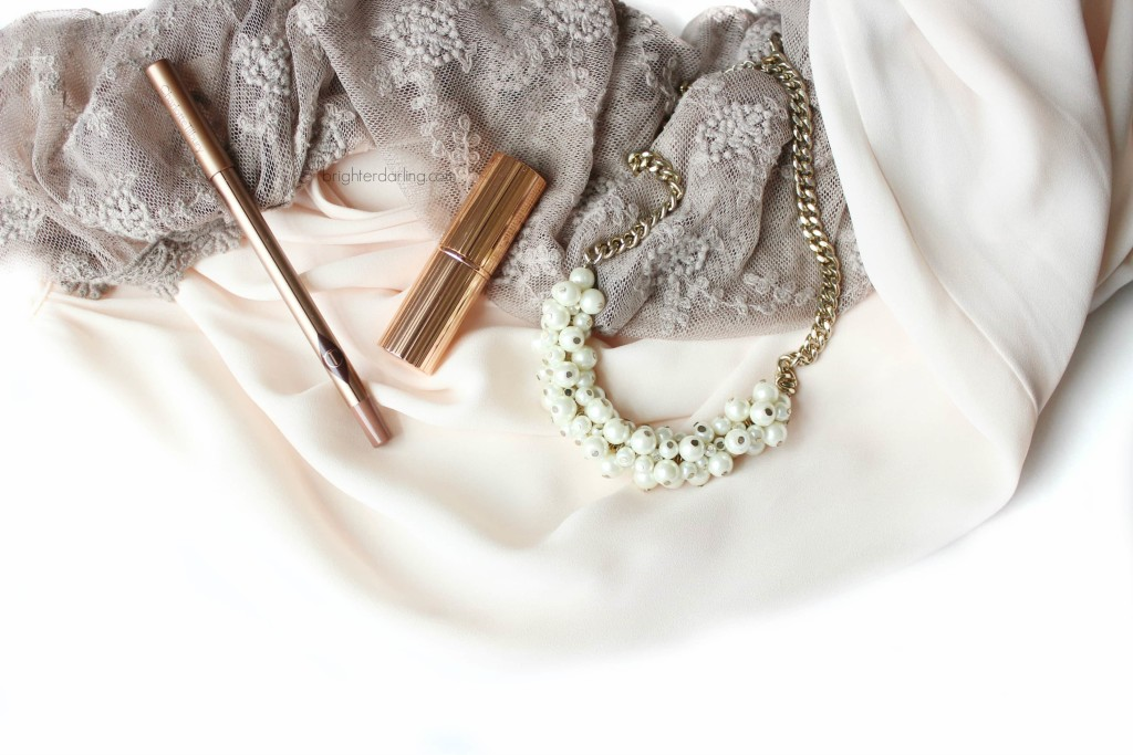Charlotte Tilbury Nude Kate Lipstick Iconic Nude Lip liner