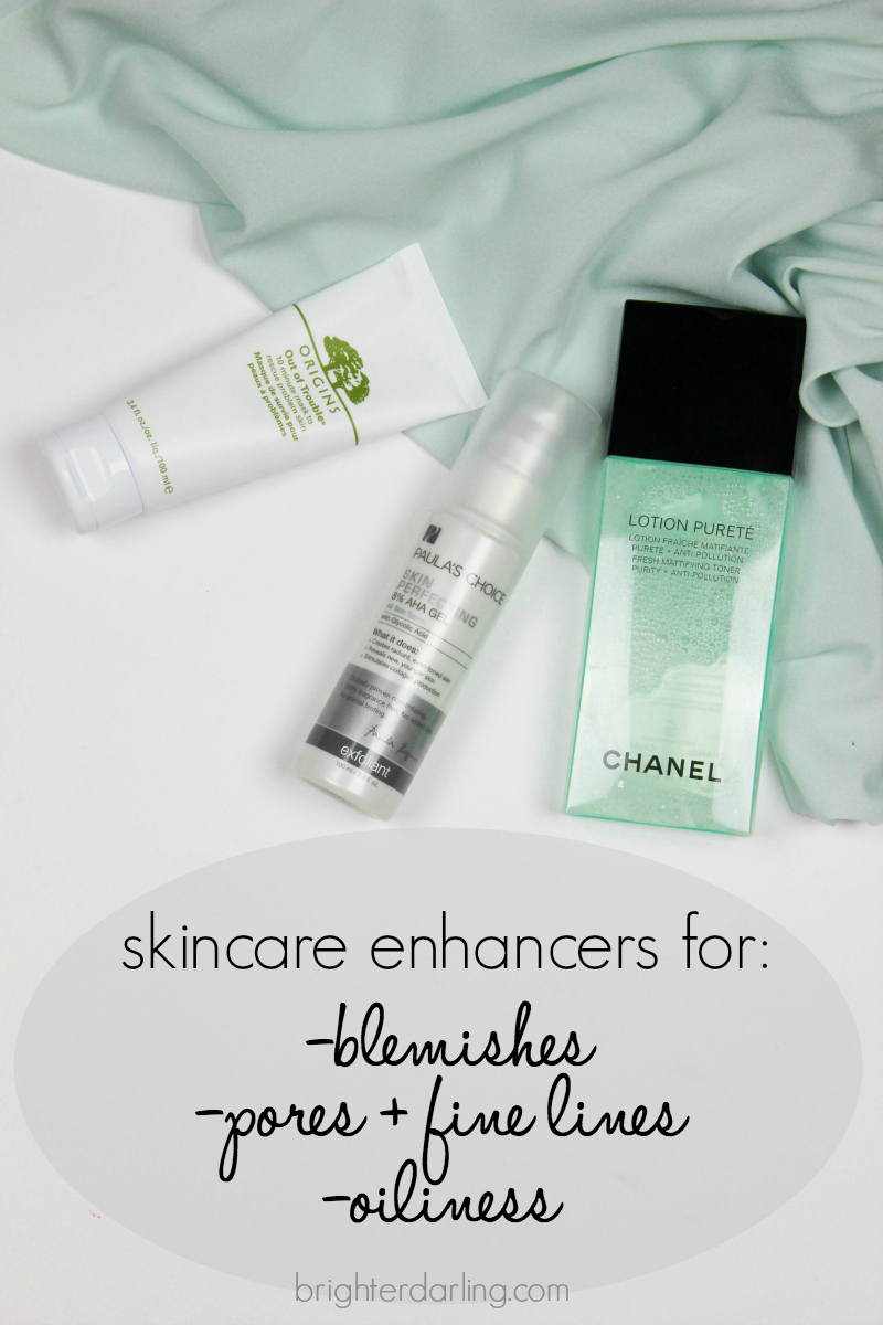 Moisturizer for oily skin and large pores