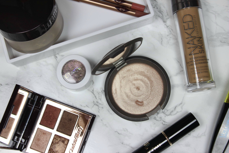 A top ten list of my most used beauty products of 2015 featuring Charlotte Tilbury, Lancome, Urban Decay and many more!