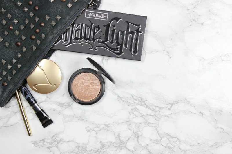 January 2016 monthly beauty and makeup favorites from Kat Von D, Jane Iredale, MAC, It Cosmetics and Milani on brighterdarling.com