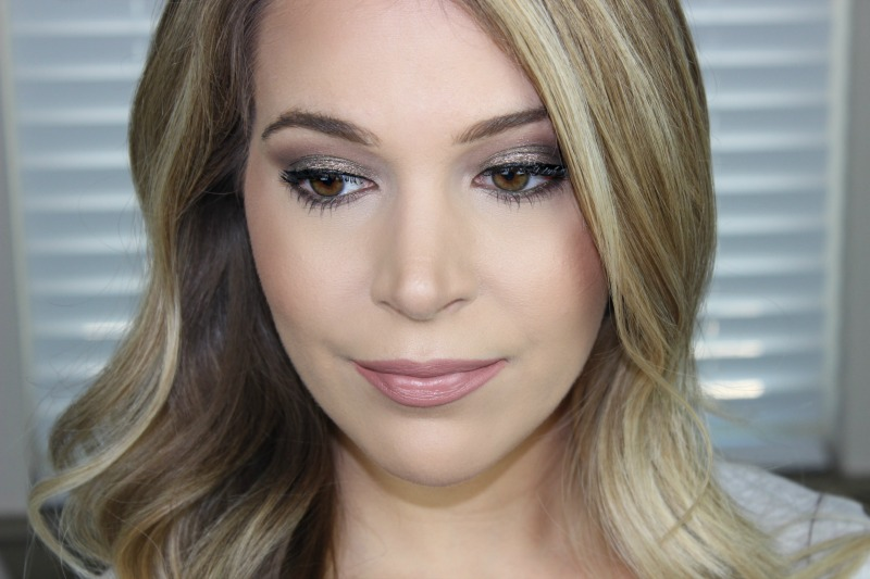 Easy Look using ColourPop So Quiche Supershow Shadow on brighterdarling.com