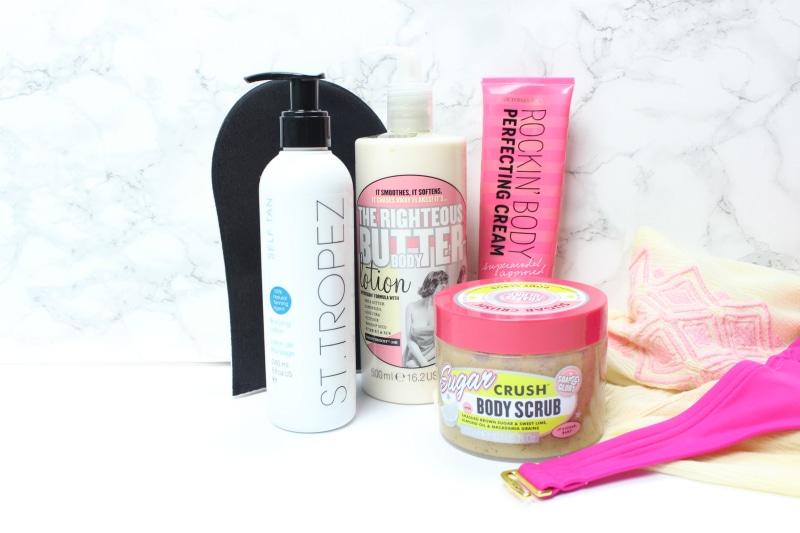 Best self tanner for medium skin tones and olive skin tones plus bonus application tips on brighterdarling.com