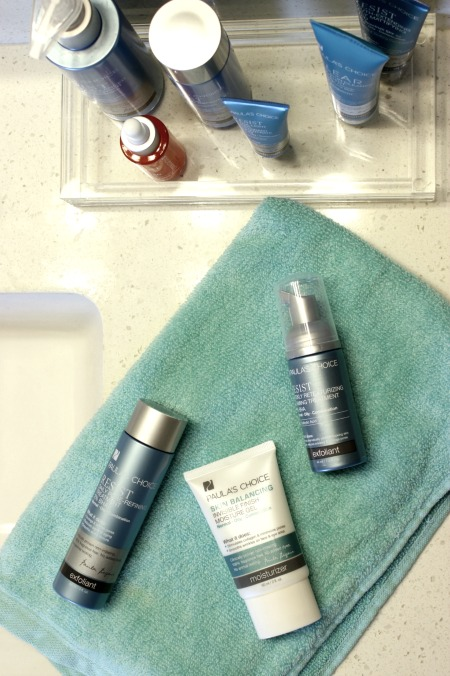Paulas Choice Skin Care Routine | Skin Care In Your 30s on Brighterdarling.com