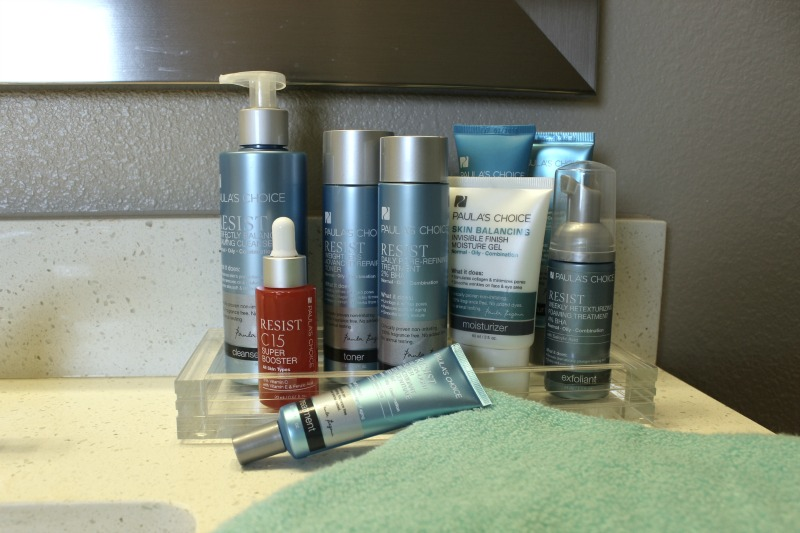 Skin Care In Your 30s Skin Care Routine for Breakouts and Fine Lines With Paula's Choice