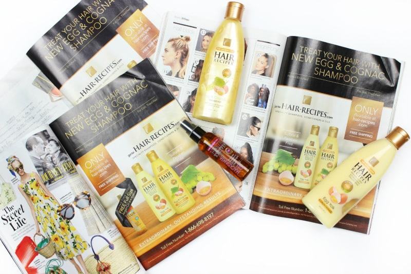 Hair Recipes Review | Egg and Cognac Shampoo, Egg Yolk Conditioner, Macadamia Oil Hair Treatment on brighterdarling.com