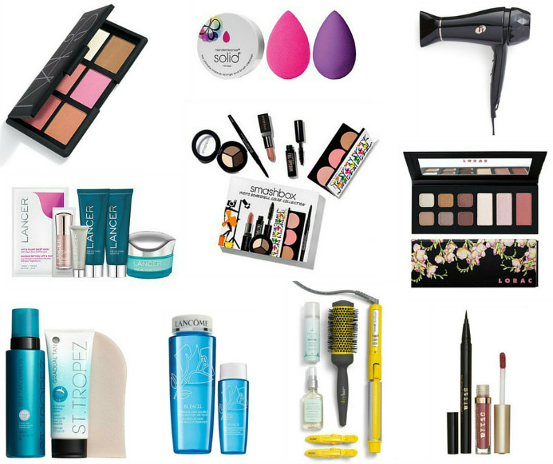 Nordstrom Anniversary Sale Beauty | NSale Beauty Round Up 2016