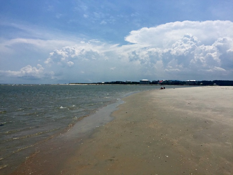 Pawley's Island Myrtle Beach South Carolina Brighter, Darling blog