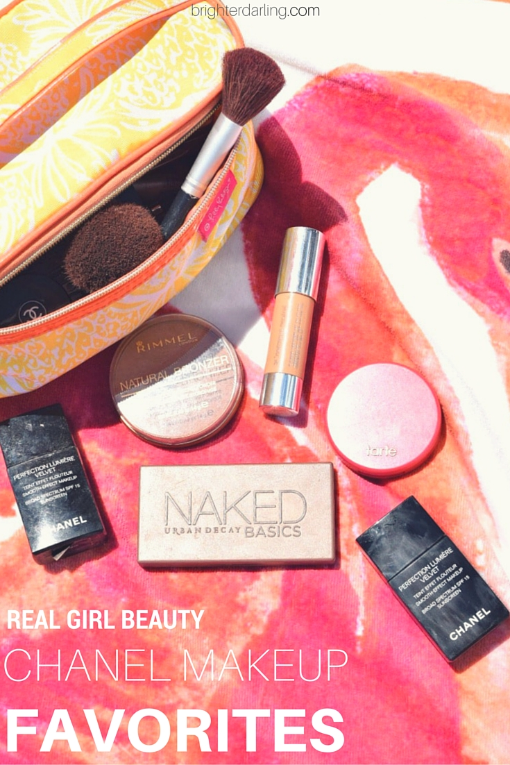 REAL GIRL BEAUTY CHANEL MAKEUP FAVORITES - Interviewing real girls on their favorite beauty products... unedited! #BrighterDarling
