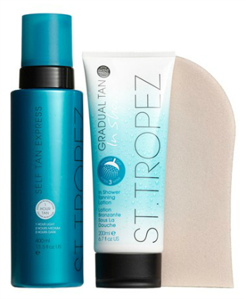 St Tropez Self Tanning Set $49 #NSale