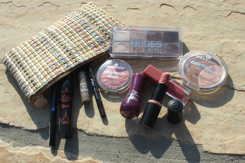 essence cosmetics at target affordable long wear makeup tutorial