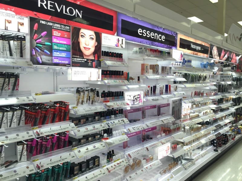 essence cosmetics at target houston