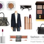 5 Items You Need This Fall In Beauty + Fashion | High, Mid, Low Options