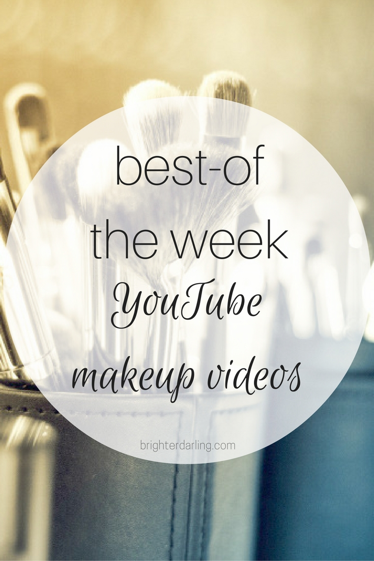 Best of the Week from YouTube in Beauty - Zabrena, Thrift Thick, Sylvia Gani   Tarte Shape Tape vs TooFaced Born This Way