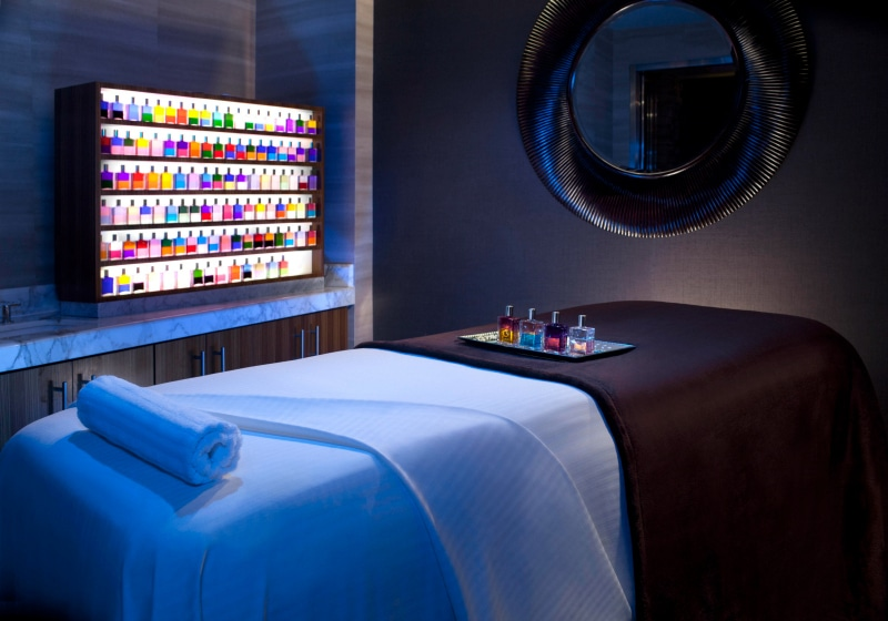 Caesars Qua Spa at Las Vegas HydraFacial Review