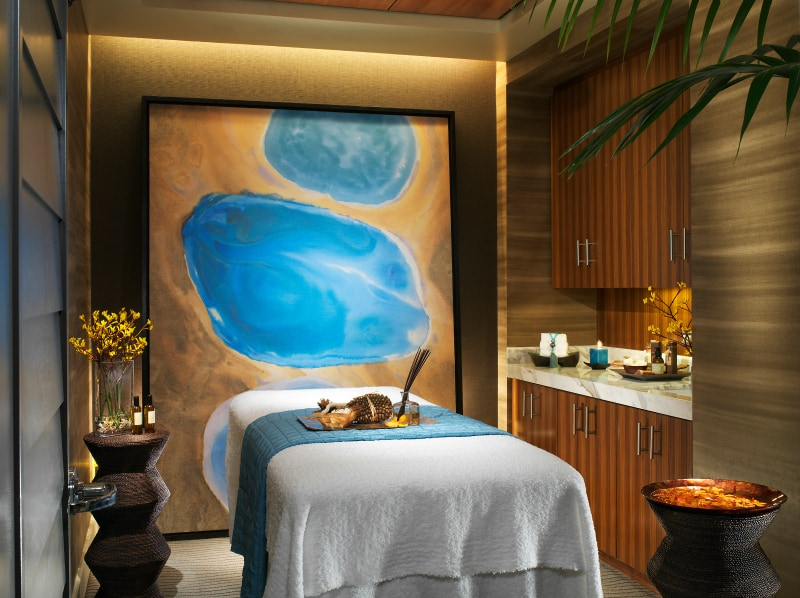 Caesars Qua Baths and Spa Hydrafacial Review
