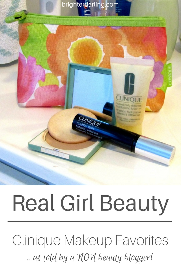 Real Girl Beauty   Clinique Makeup Favorites   Clinique Makeup Must Haves