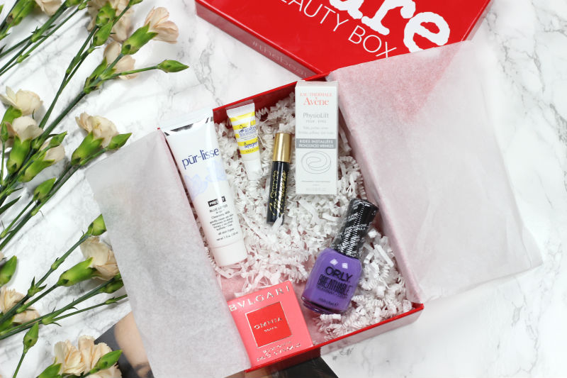 September 2016 Allure Beauty Box Review