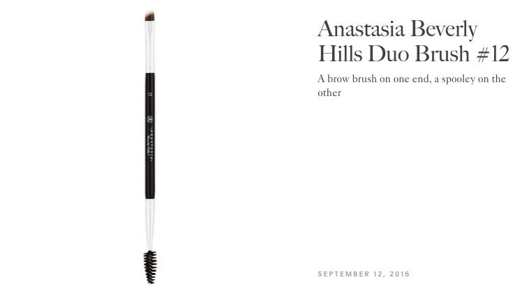 Anastasia Beverly Hills Duo Brush | Allure Best of Beauty