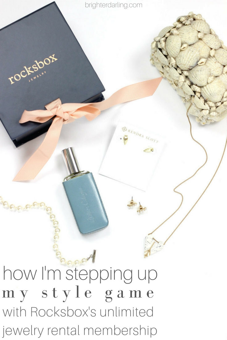 Rocksbox Review | How To Accessorize | Style Tips | Jewelry