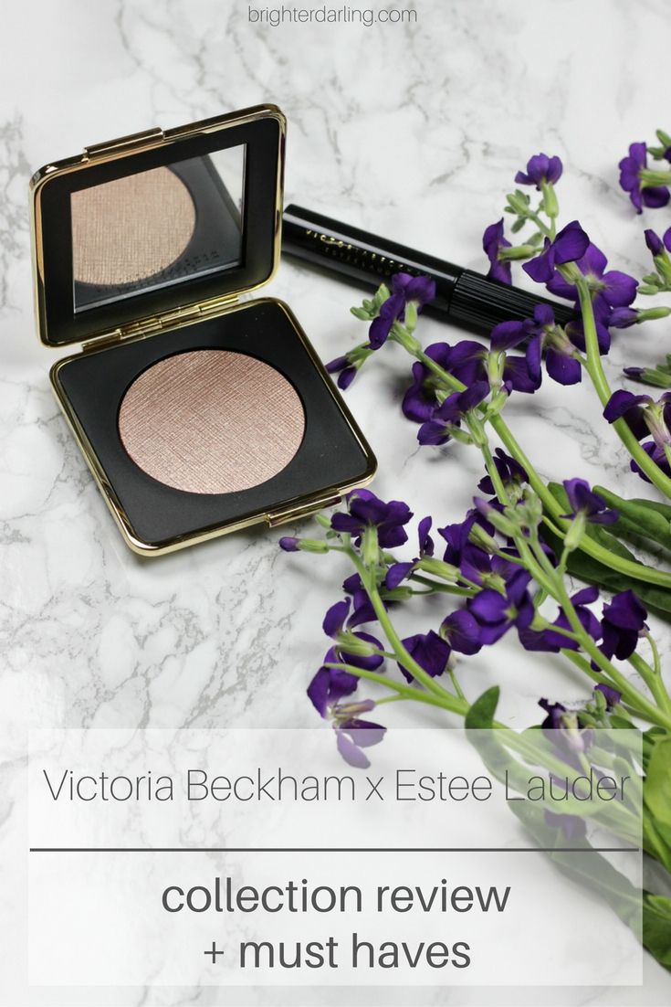 Victoria Beckham Estee Lauder Haul and Review with Swatches of Modern Mercury and Burnt Anise