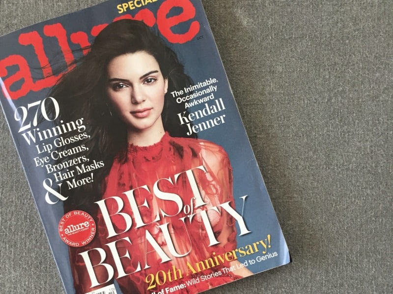 Allure Best of Beauty Feature Photo