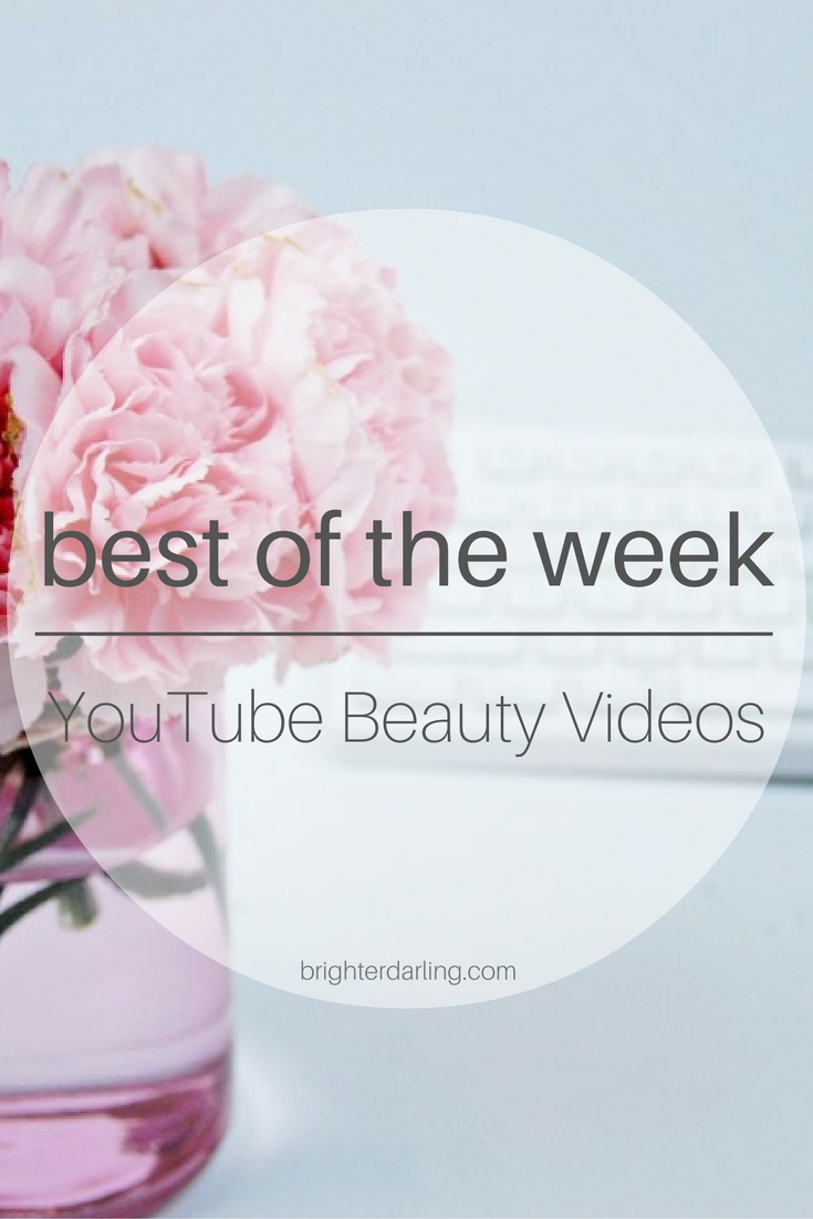 Best of the Week: YouTube Beauty Videos from Desi Perkins, Casey Holmes and Zabrena