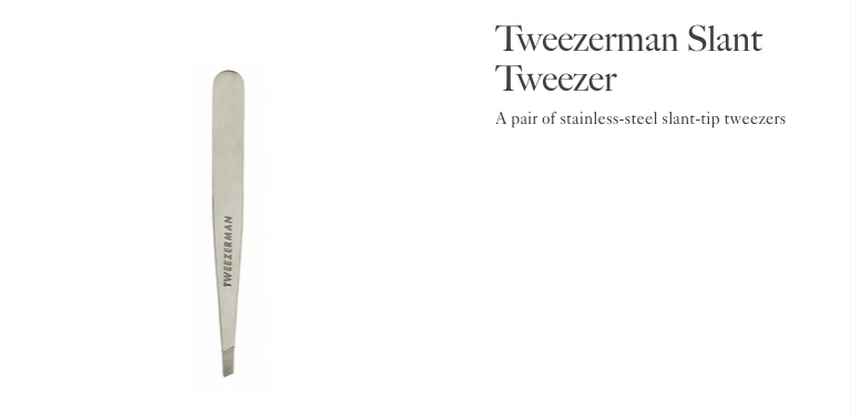Allure Best of Beauty Winner | Tweezerman Tweezers