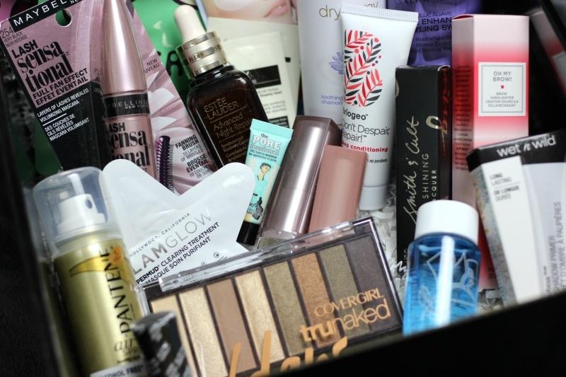 Giveaway Beauty Blowout Box