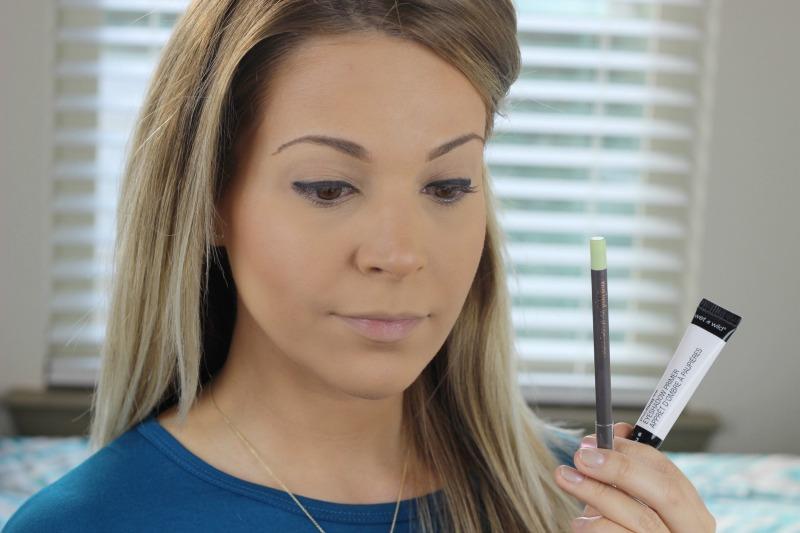 Affordable Polished Makeup Tutorial | Pixi Endless Silky Eye Pen Black Noir, Wet n Wild Eyeshadow Primer