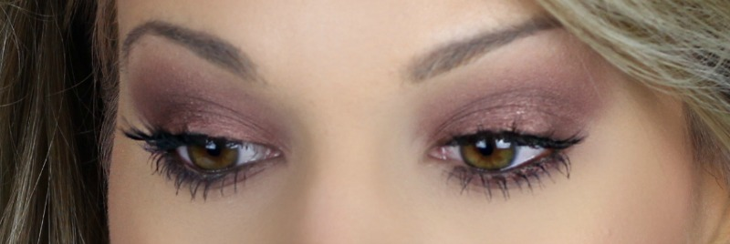 Modern Renaissance Brown Eyes   90s Makeup Look