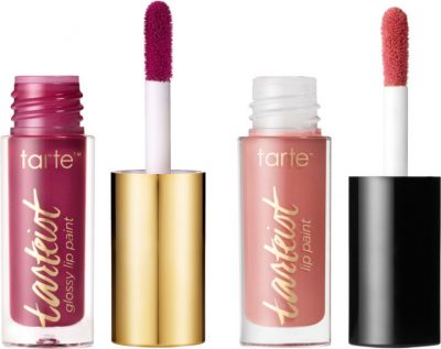 black friday cyber monday beauty deals | tarteist creamy matte glossy lip paint duo at ulta
