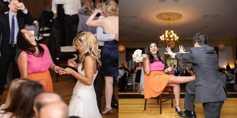 andrea steffanie wedding