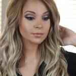 Half Drugstore Super Glam NYE Makeup + Hair