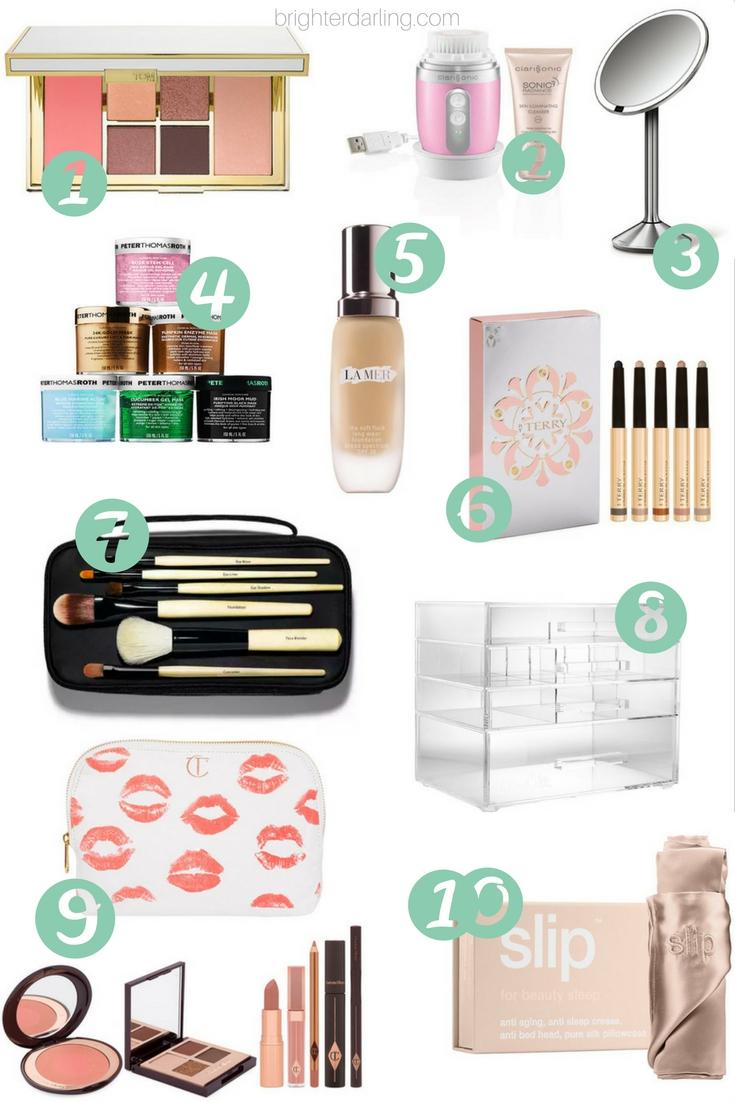 high end beauty gift ideas 2016