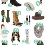 Winter Getaway Must Haves   Beauty and Style Edit.