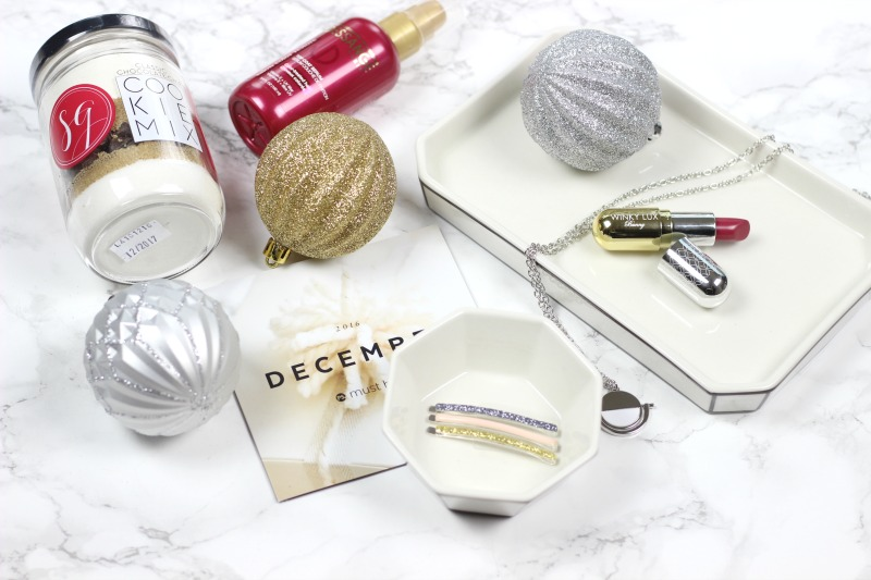 December 2016 PopSugar Must Have Box review and unboxing with coupon code for $5 off