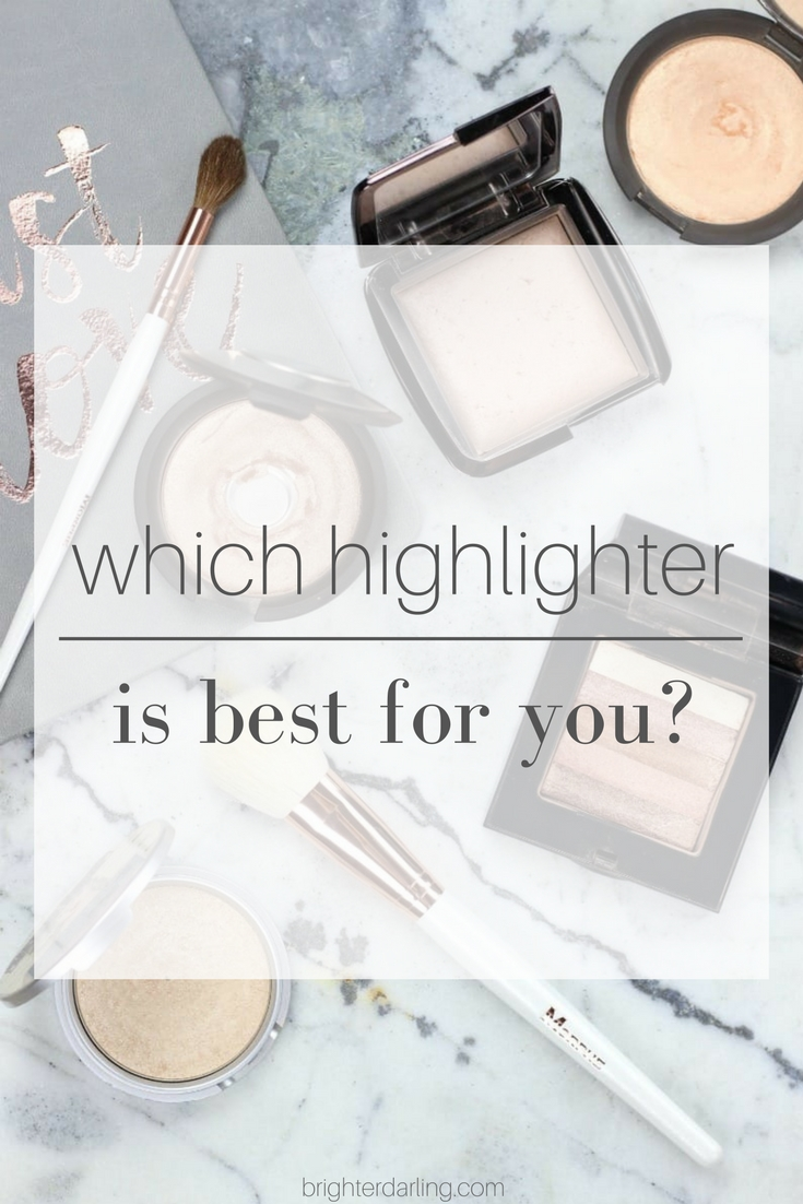 Which powder highlighter should you try out of Becca Champagne Pop, Becca Opal, The Balm Mary Lou Manizer, Bobbi Brown Shimmer Brick, Hourglass Ambient Lighting Powders