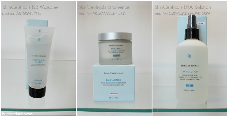 Most Recommended SkinCeuticals Products For Oily Skin, Dry Skin and All Skin Types
