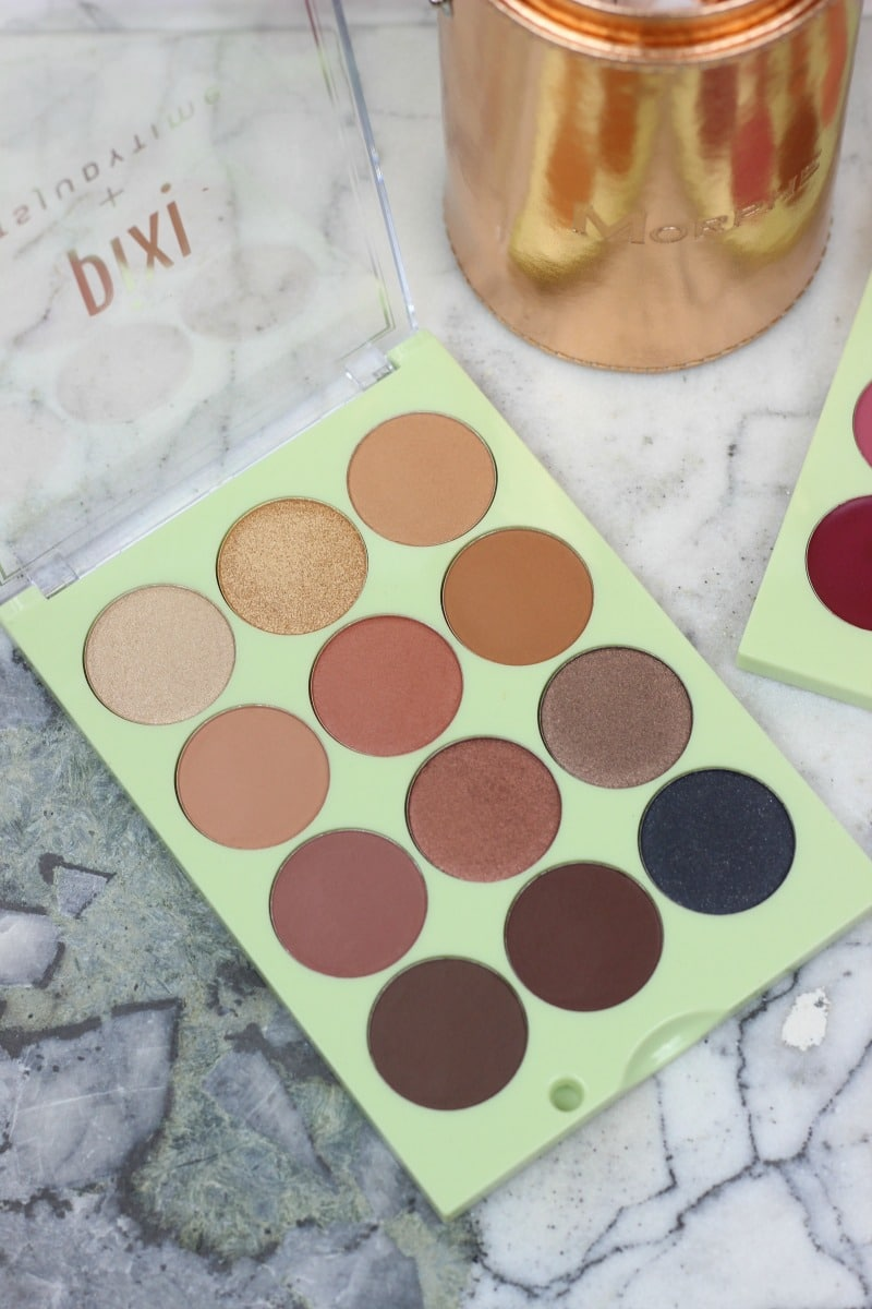 Pixi and It's Judy Time It's Eye Time Palette | Pixi and It's Judy Time Collab Review