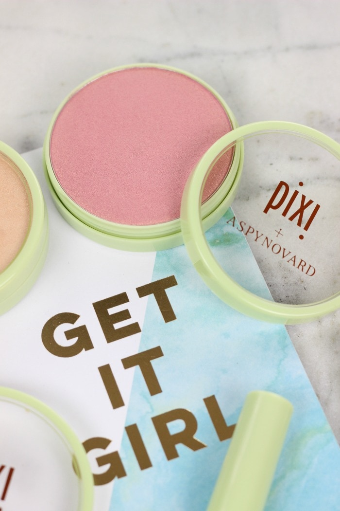 Pixi and Aspyn Ovard Rome Rose | Beauty Blogger Review